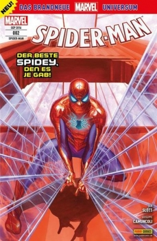 Spider-Man Comic Nr. 2  (Panini 2016)
