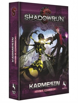 Shadowrun 5: Karmesin