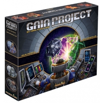 Gaia Project (Feuerland Spiele)