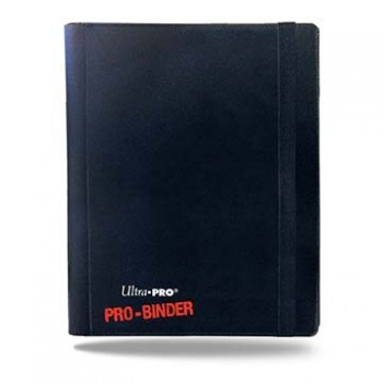 Ultra Pro PRO-Binder 4-Pocket - Schwarz