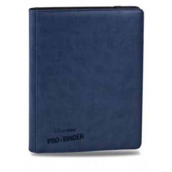 Ultra Pro Premium PRO-Binder 9-Pocket - Blau