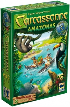 Carcassonne Amazonas (Deutsch)