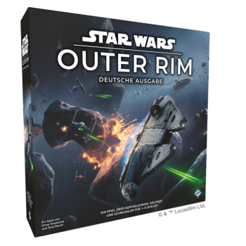 Star Wars: Outer Rim (Deutsch)
