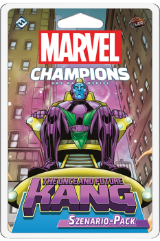 Marvel Champions: The Card Game - The Once and Future Kang • Erweiterung (Deutsch)