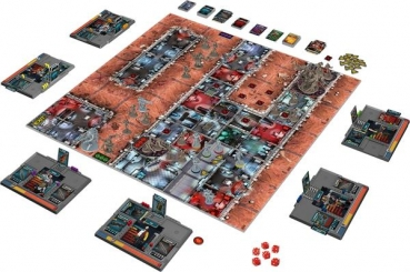 Zombicide: Invader (Deutsch)