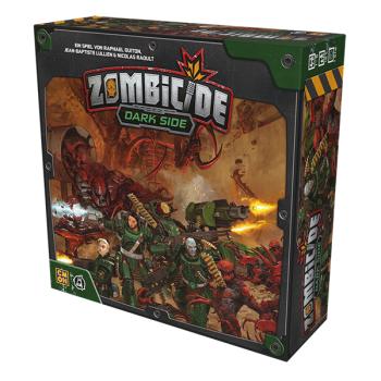 Zombicide: Invader: Dark Side • Grundspiel (Deutsch)