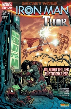 Iron Man / Thor Comic Nr. 11 (Panini)