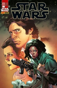 Star Wars Comicheft Nr. 8 (Panini)
