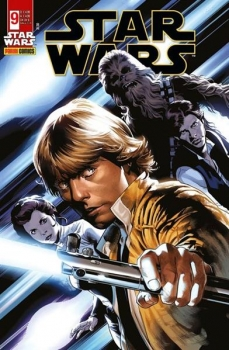Star Wars Comicheft Nr. 9 (Panini)