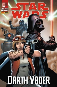 Star Wars Comicheft Nr. 10 (Panini)