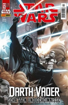 Star Wars Comicheft Nr. 12 (Panini)