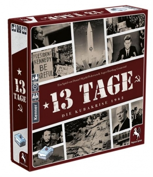 13 Tage - Die Kubakrise 1962 (Frosted Games)