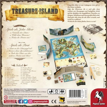 Treasure Island (Pegasus)