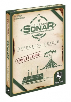 Captain Sonar: Operation Drache (2. Erweiterung)