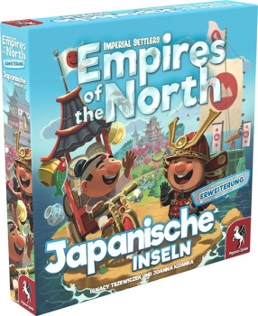Empires of the North: Japanische Inseln (Deutsch)