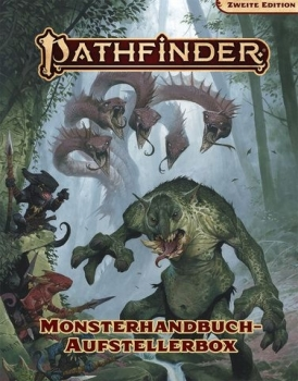 Pathfinder 2. Edition - Monsteraufstellerbox