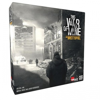 This War of Mine: Das Brettspiel (Deutsch)