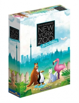 New York Zoo – Berlin Edition (deutsch)