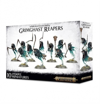 (91-26) Nighthaunt Grimghast Reapers