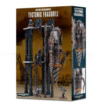 (64-82) Sector Mechanicus Tectonic Fragdrill