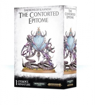 (97-48) Daemon of Slaanesh: The Contorted Epitome