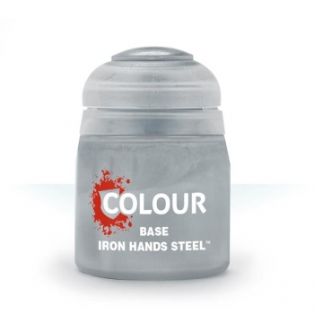 (21-46) Base: Iron Hands Steel (12ml)