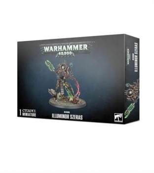 (49-66) Necrons Illuminor Szeras