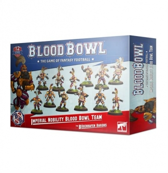 (202-13) Blood Bowl: Imperial Nobility Team