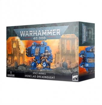 (48-46) Ironclad Dreadnought der Space Marines