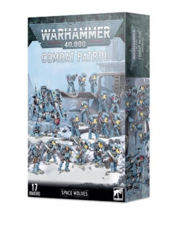 (53-37) Space Wolves: Kampfpatrouille