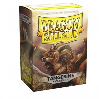Dragon Shield: Tangerine (100)