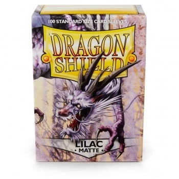 Dragon Shield Matte: Lilac (100 Stück)