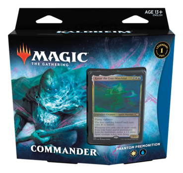 "MTG - Kaldheim Commander Deck ""Phantom Premonition"" - EN"