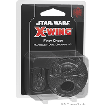 Star Wars X-Wing 2E: First Order Maneuver Dial Upgrade Kit