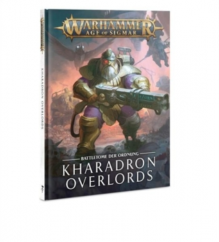 (84-02) Battletome: Kharadron Overlords (HB) Deutsch