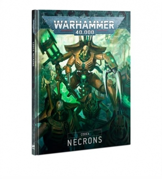 (49-01) Codex: Necrons (HB) (Deutsch)