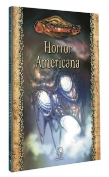 Cthulhu: Horror Americana (Softcover)
