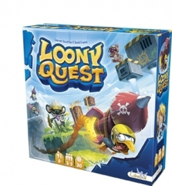 Loony Quest (Libellud)
