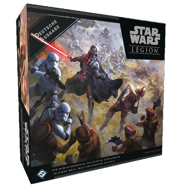 Star Wars: Legion - Grundspiel • DEUTSCH