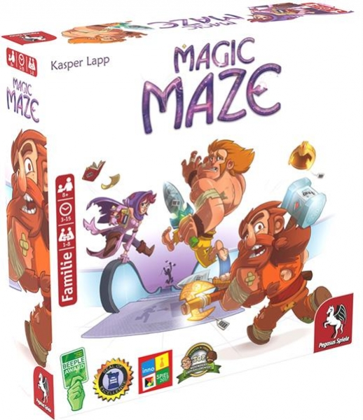 Magic Maze (Deutsch) (Pegasus)