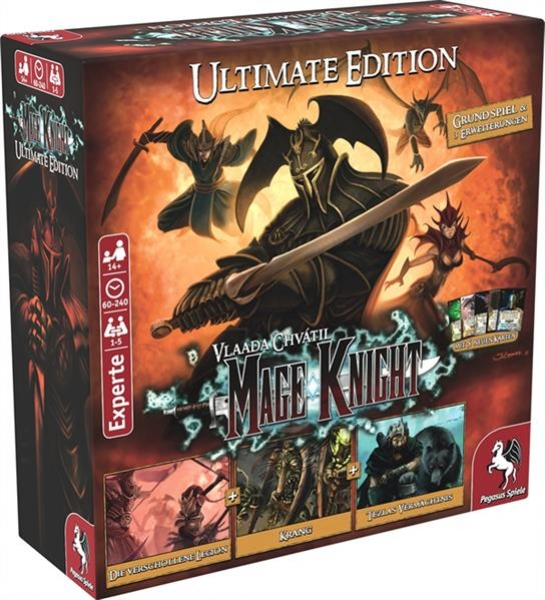 Mage Knight - Ultimate Edition (Pegasus)