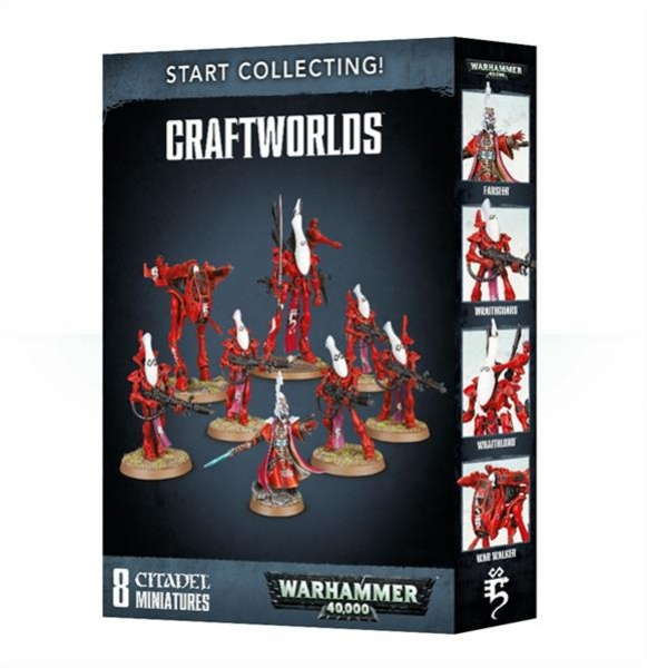 (70-46) Start Collecting! Craftworlds
