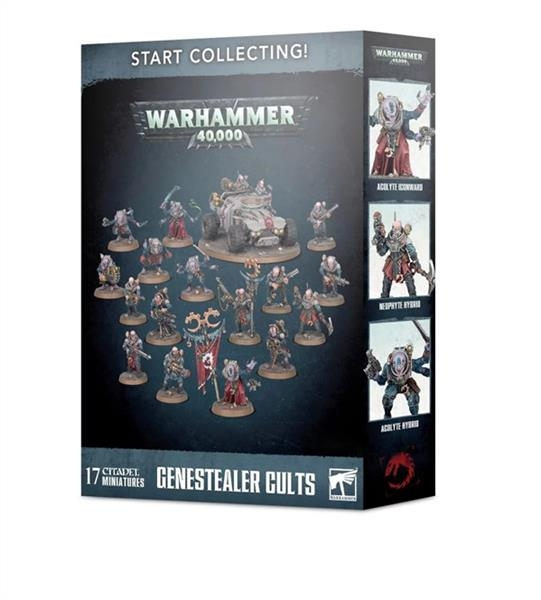 (70-60) Start Collecting! Genestealer Cults