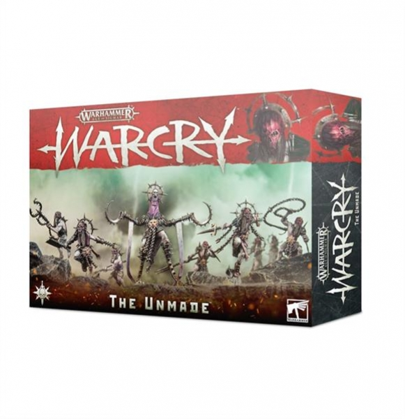 (111-12) Warcry: The Unmade