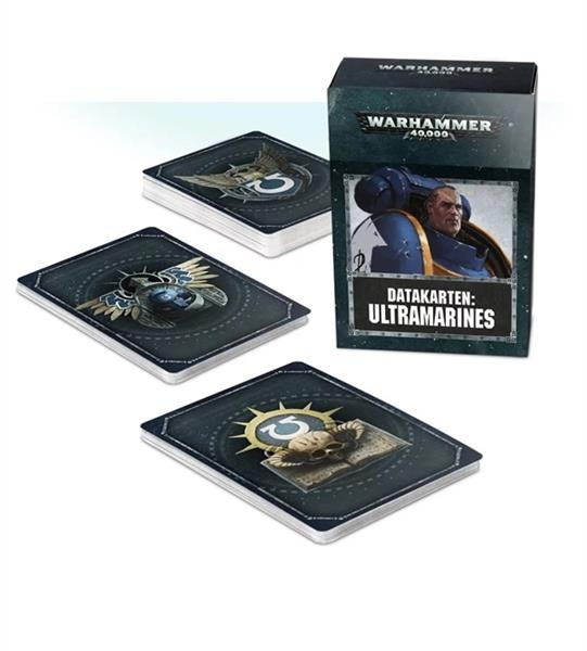(53-42-04) Datacards: Ultramarines (Deutsch)