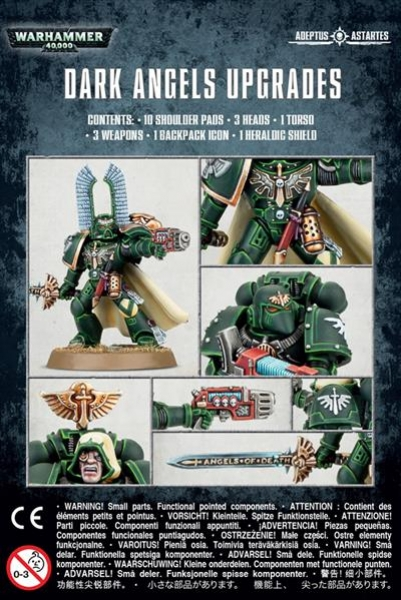 (44-80) Dark Angels: Upgrades
