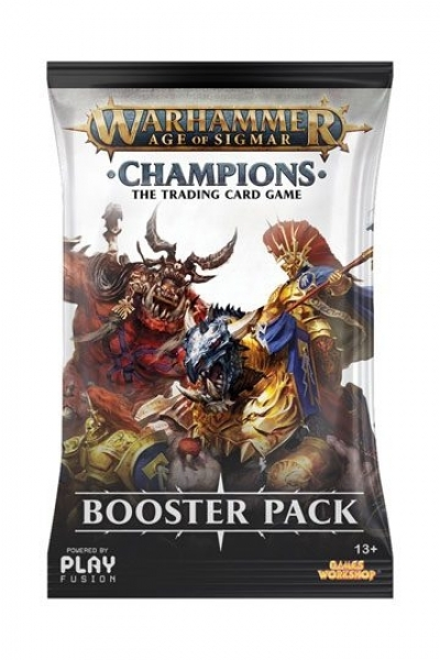 Warhammer AOS TCG: Champions Wave 1 Booster (engl.)