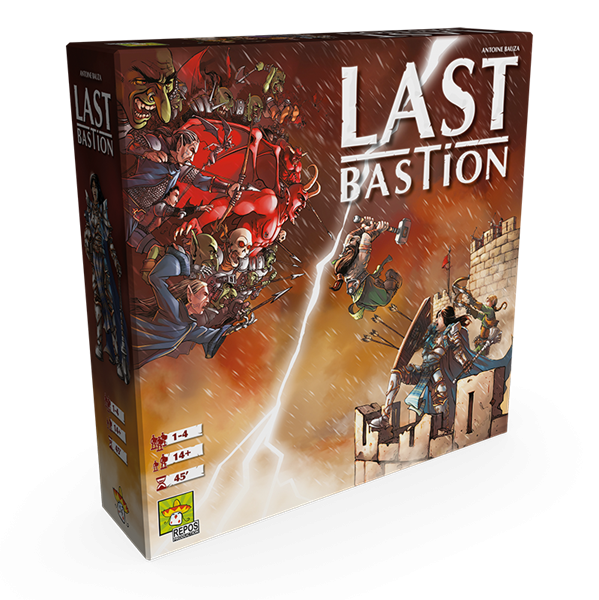 Last Bastion (Deutsch)