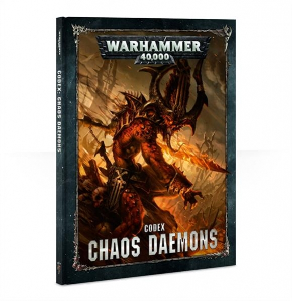 (97-02) Codex: Chaos Daemons (HB) (Deutsch)