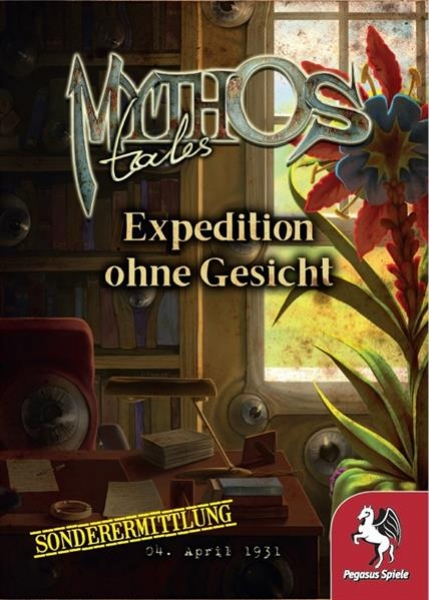 Mythos Tales - Expedition ohne Gesicht (Pegasus)